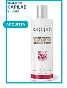 Shampoo anticaduta Kapilab