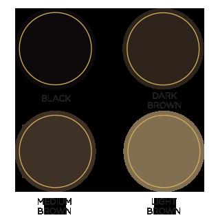 scalp mask colors